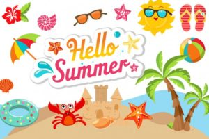 Cover photo for Summer Fun Newsletter Is Out