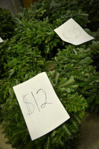 holiday farm sales