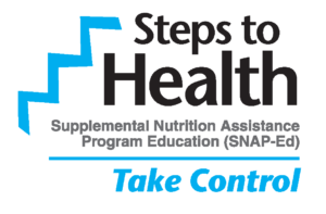 Cover photo for Steps to Health Take Control Program Starting in April
