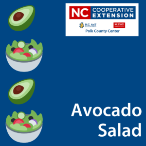 Cover photo for Avocado Salad