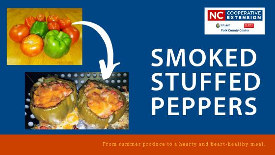 Recipe Smoked Stuffed Peppers