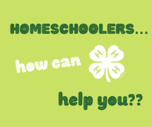 Homeschool Survey Polk County NC