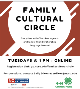 Cover photo for Family Cultural Education