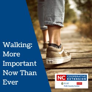Walking as Exercise When Sheltering in Place