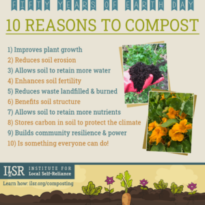 10 reasons to compost