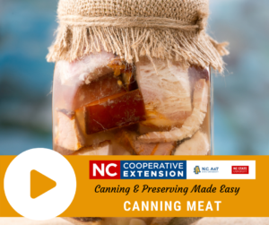 How to Preserve Meat in a Pressure Canner