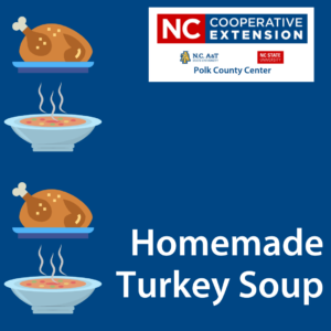 Cover photo for Healthy Recipe: Homemade Turkey Soup