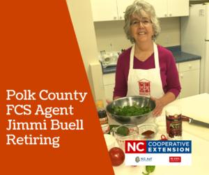 Polk County FCS Agent Retiring