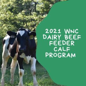 2021 WNC Dairy Breeder Calf Program
