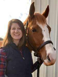 Polk County NC Equine Livestock Forage Agent