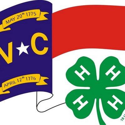 NC 4-H logo