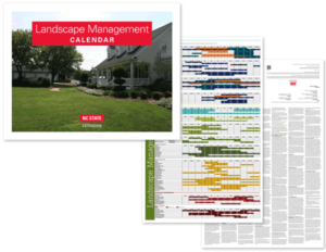 Landscape Management Calendar